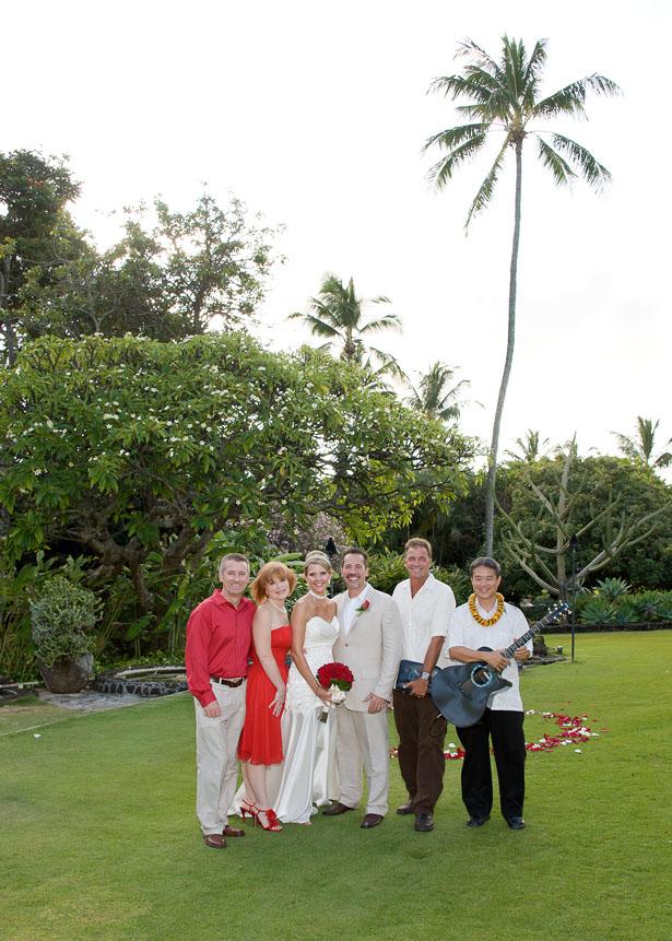 Tamara and Darren: Kauai Wedding 37