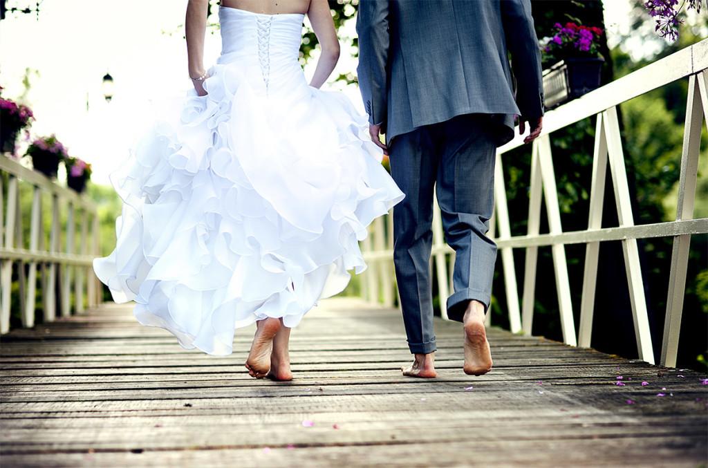 Fun Wedding Photos Orange County