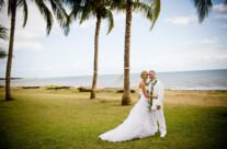 South Shore Kauai Wedding