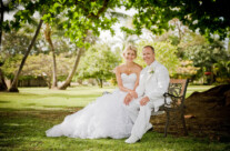 Kauai Wedding: Weimea Plantation Cottages 1