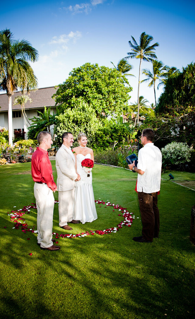Tamara and Darren: Kauai Wedding 53
