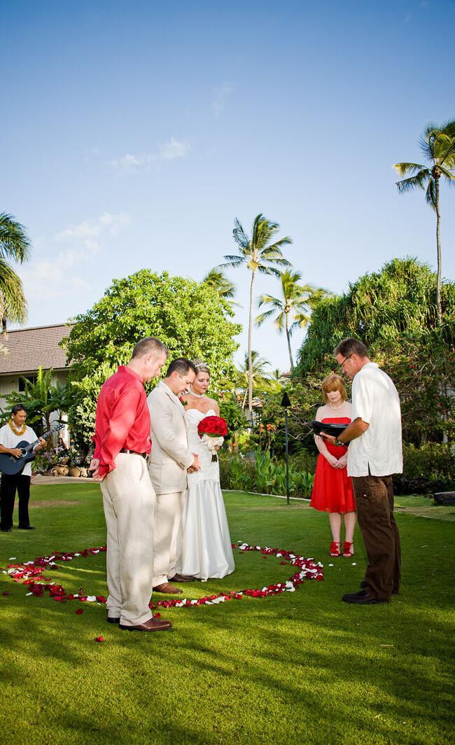 Tamara and Darren: Kauai Wedding 50