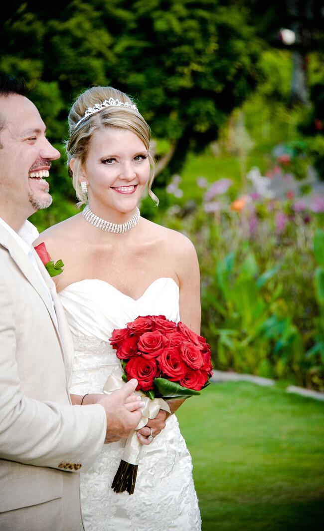 Tamara and Darren: Kauai Wedding 46