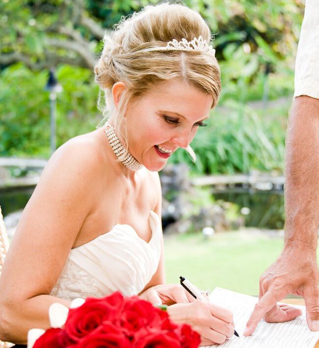 Tamara and Darren: Kauai Wedding 34