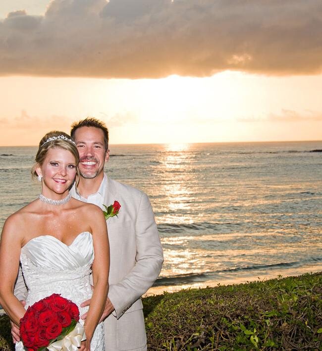 Tamara and Darren: Kauai Wedding 18