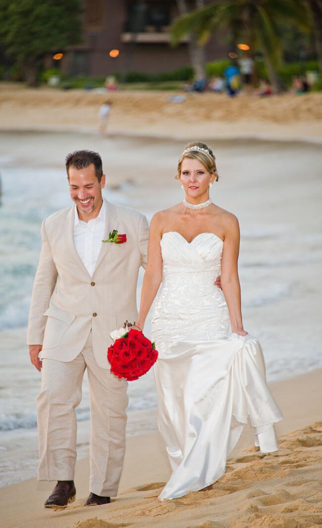 Tamara and Darren: Kauai Wedding 10
