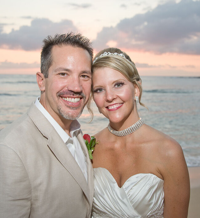 Tamara and Darren: Kauai Wedding 06