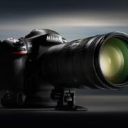 Nikon D4 Camera Studio Tests